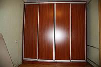 Шкаф-купе Браун-4, размер 2370*450*2350