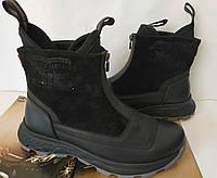 Levis neo! Зимние мужские сапоги ботинки угги на змейке термо levi's неопреновый утеплитель