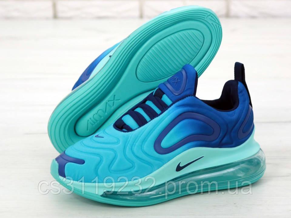 Мужские кроссовки Nike Air Max 720 (голубые)
