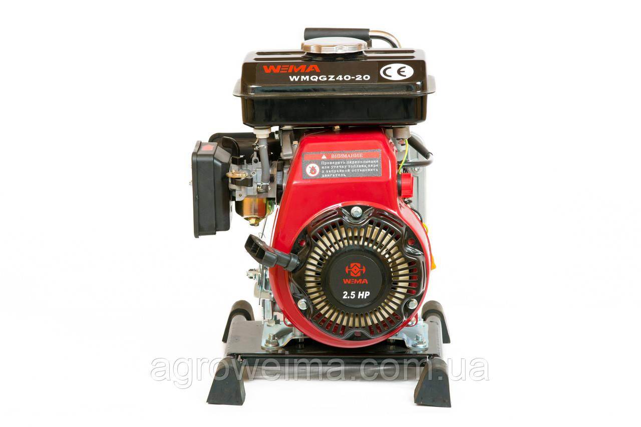 Мотопомпа бензиновая WMQGZ 40-20(engine WM152F)