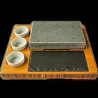 Вулканический гриль-камень STEAKROCK E