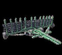 Борона шлейфовая гидравлическая БШГ-9 (14 рядов)