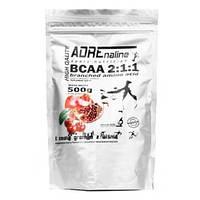 Аминокислоты BCAA 2:1:1 500г с вкусовыми добавками