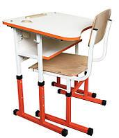 Школьная мебель на заказ. Парты и стулья НУШ (3,4,5 ростовая категории)