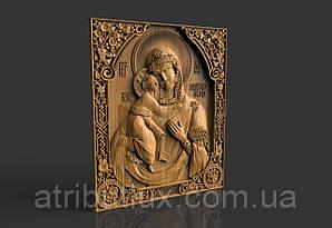 Ікона Божа Матір Феодорівська