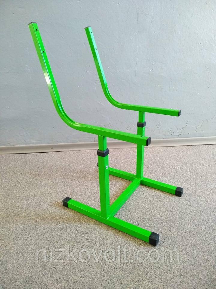 Металлические каркасы стульев Т-образных с регулировкой высоты