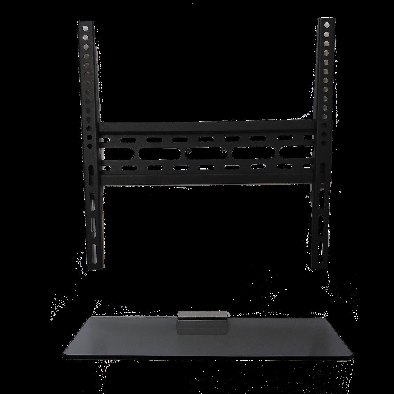 Кронштейн TV с полкой для тюнера Commus 907SF-PL10PG6