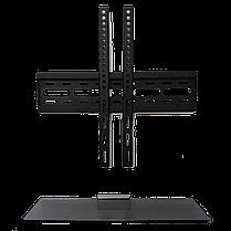Кронштейн TV с полкой для тюнера Commus 907SF-PL10PG6, фото 2