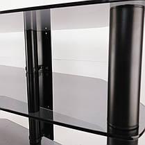 "Тумба под телевизор 20-47"" COMMUS 1050 BL (1050х350х567), фото 3"