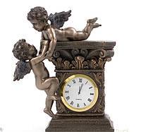 Каминные (настольные) часы Veronese Ангелочки 74349A4