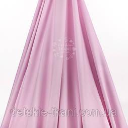 Поплин однотонный, цвет пудры с  лиловым оттенком (№2429)