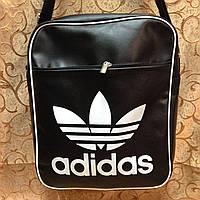 Сумка для через плечо adidas (искусств. кожа)/Адидас Сумка планшет, фото 1