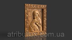 Икона Владимирской Божьей Матери 2