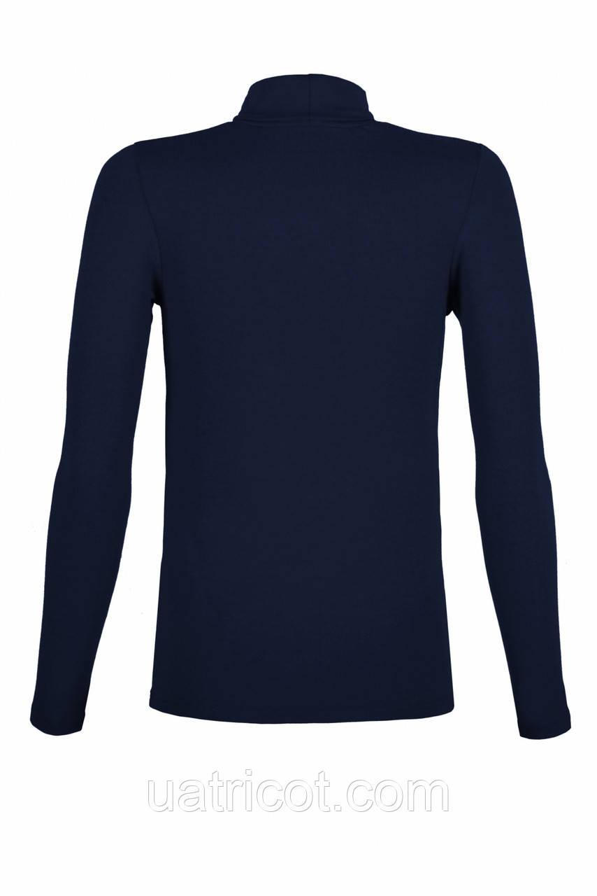 Термогольф детский KIFA ГД-23 Шерсть Wool Comfort синий