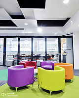 Звукоизоляция офисных помещений