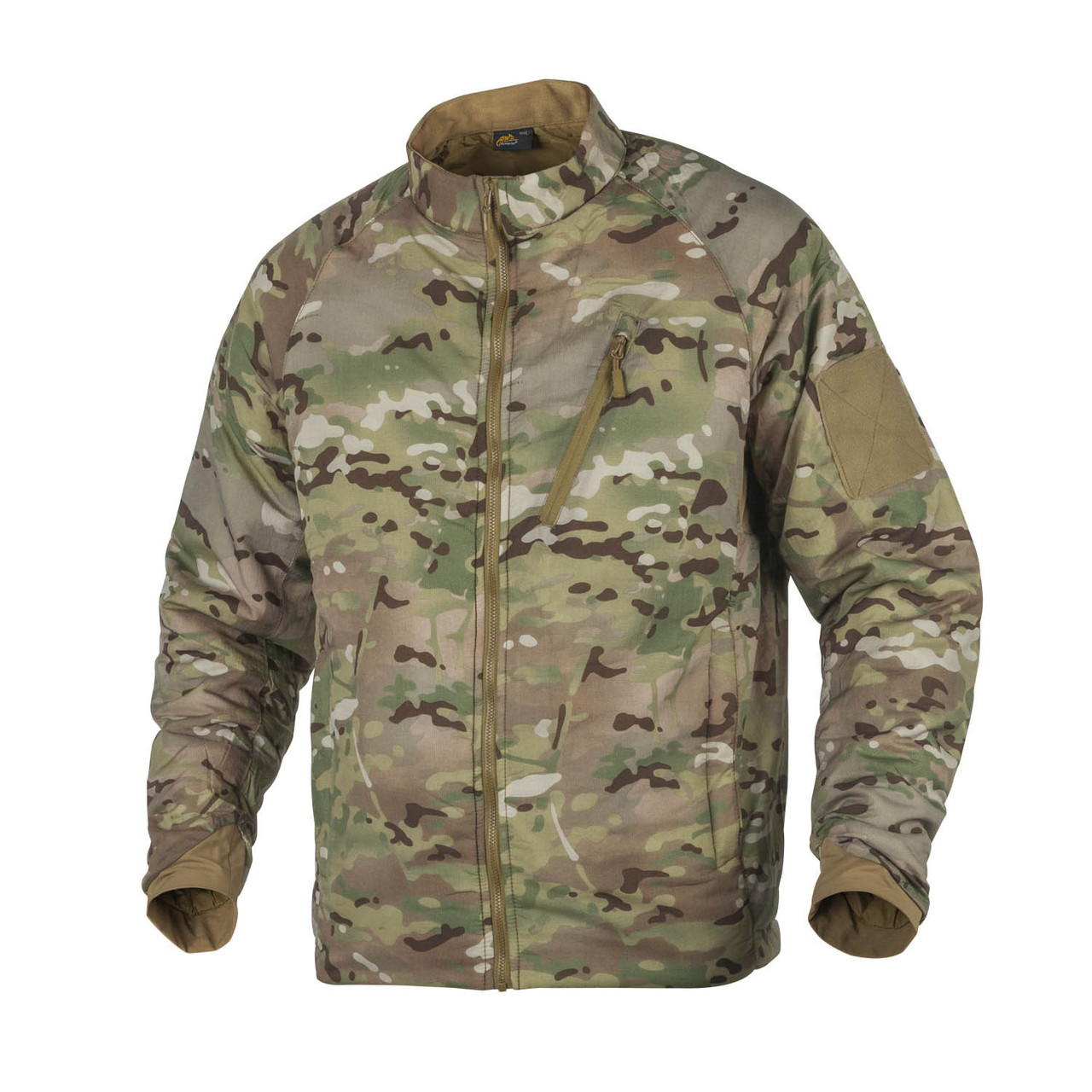 Куртка Helikon-Tex Wolfhound Light Insulated Jacket S, CAMOGROM-R-