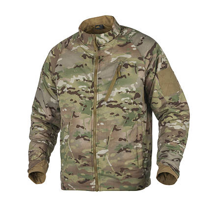 Куртка Helikon-Tex Wolfhound Light Insulated Jacket S, CAMOGROM-R-, фото 2
