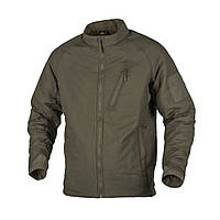 Куртка Helikon-Tex Wolfhound Light Insulated Jacket S, TAIGA-GREEN
