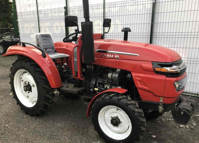 Трактор Т244XL (24 л.с., ГУР, блокировка)