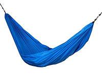 Гамак туристический Plai-POL легкий, синий