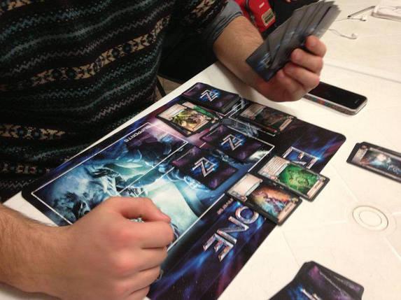Настольная игра EverZone: Strategic Battles in the Universe, фото 2