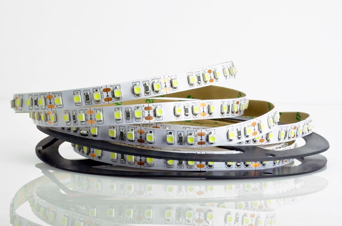 Светодиодная LED лента гибкая 12V PROLUM IP20 2835\120 Light, Белый (5500-6000К)