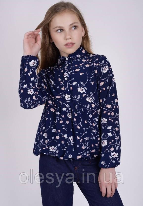 Блуза школьная Vera tm Brilliant Размеры 122- 146