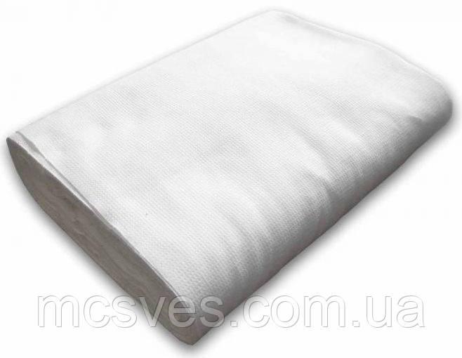 Тканина вафельна полотенечная 45 см х 60м 120г/м2
