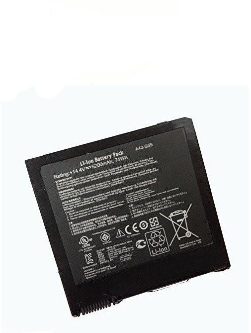 Аккумуляторная батарея Asus A42-G55 G55V G55VM G55VW G55