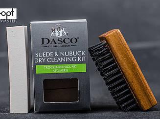 Набор для чистки замши и нубука DASCO Suede & Nubuck Cleaning Kit Dry