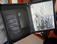 Папка для морских документов, А4+, искусственная кожа Seafarer document folder