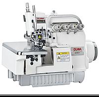 Четырех ниточный промышленный оверлок DUMA DM798D-4 с прямым сервоприводом, позиционером иглы и LED подсветкой