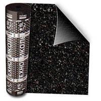 Биполь ХКП 4,0 сланец серый; стеклохолст (10 кв.м/рулон)