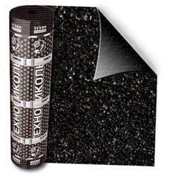 Биполь ХКП 4,0 сланец серый; стеклохолст (10 кв.м/рулон), фото 1