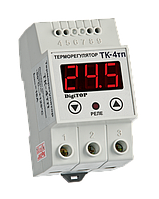 Терморегулятор ТК-4Т (одноканальный, датчик DS18B20)  DIN