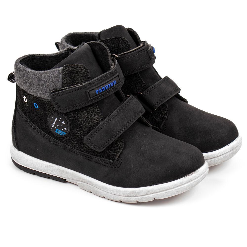 Ботинки для мальчиков Tom.m 31  черный 980559