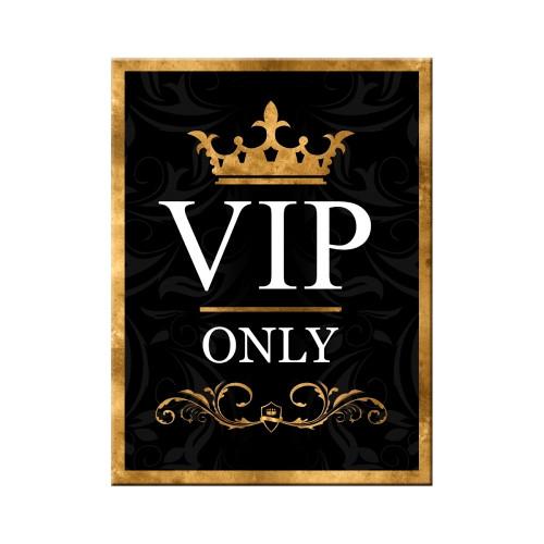Магнит Nostalgic-Art VIP Only (14304)