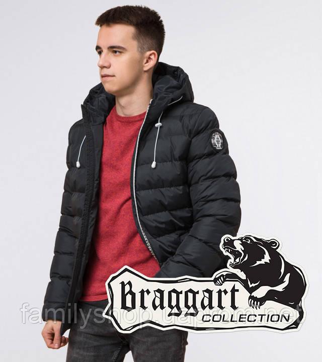 Подросток 13-17 лет | Зимняя куртка Braggart Teenager 76025 графит