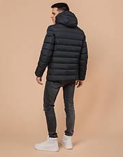 Подросток 13-17 лет | Зимняя куртка Braggart Teenager 76025 графит, фото 3