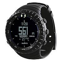 Часы для активного отдыха, рыбалки и охоты Suunto Core All Black