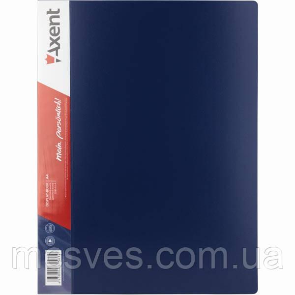 Дисплей-книга Axent 1280-01-A А4, 80 файлов