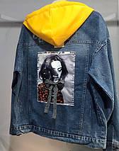 Пиджак с капюшоном, фото 2