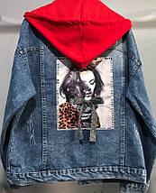 Пиджак с капюшоном, фото 3