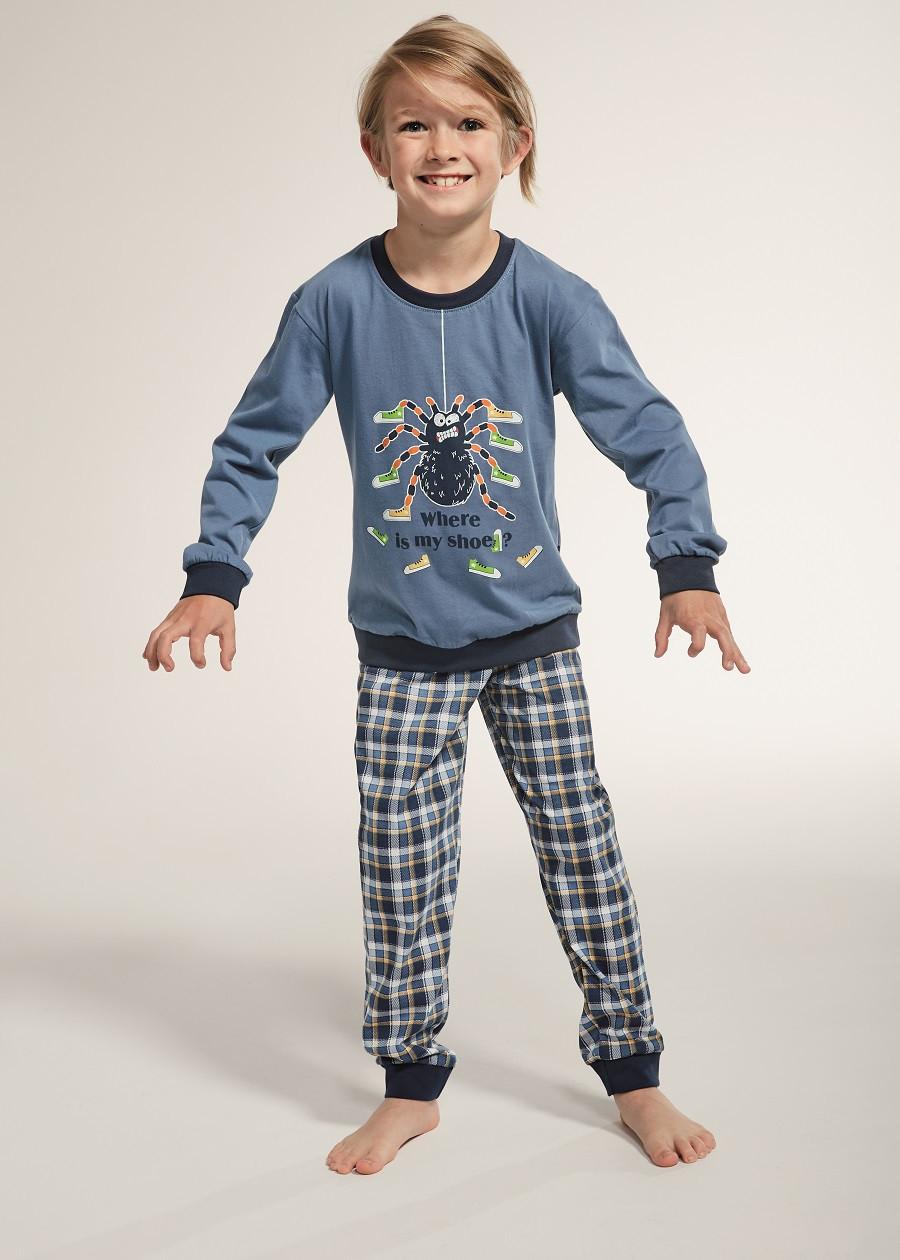 Пижама для мальчика 86-128. Польша.Cornette 976/94 SPIDER
