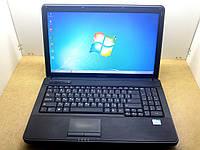 """Ноутбук Lenovo B55015.6"""", Cor2duoT4500 (2.3 ГГц), 250 ГБ, 4ГБ"""