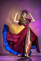 """Сукня вечірня з вишивкою """"КОРОЛЕВА"""", фото 1"""