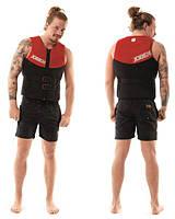 Жилет страховочный Neoprene Vest Men Red, фото 1