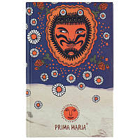 Книга записная в твердой обложке Axent Prima 8431-03-A, A6, клетка