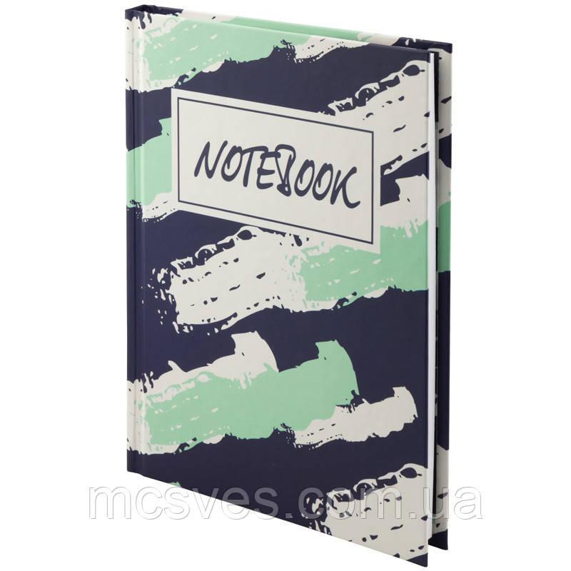 Книга записная Axent Touch 8432-05-А, твердая обложка, А5, 120 листов, клетка