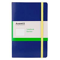Книга записная Axent Partner 8209-07-A, А5-, 96 листов, точка, синяя